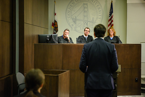 golden gate university ggu school of law mock trial lawyer courtroom editorial niall david niall david photography