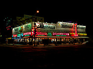 Nathan's restaurant on Coney Island, Brooklyn