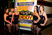 P Diddy vs Steve Angello, Claude Vonstroke. Cameo Club, Miami, Florida, USA March 2008