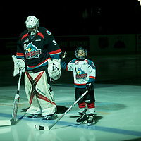 100417 Victoria Royals at Kelowna Rockets