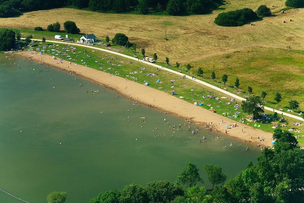 Rennes - Plage des étangs d'Apigné