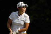 Tiffany Joh in action at the U.S. Women's Amateur at Crooked Stick Golf Club on Aug. 7, 2007 in Carmel, Ind.    ...©2007 Scott A. Miller
