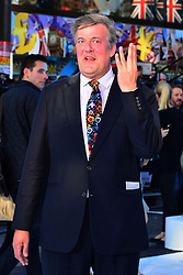 Stephen Fry during the International Film Premiere for Star Trek Into Darkness, The Empire Cinema,  London, UK, on 02 May 2013, 03 May 2013. Photo by:  Nils Jorgensen / i-Images