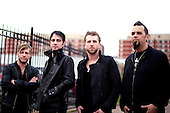 Three Days Grace Promo Photo Shoot April 2011