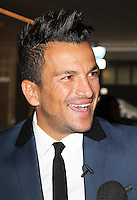 Peter Andre, Nordoff Robbins O² Silver Clef Awards, London Hilton Park Lane, London UK, 28 June 2013, (Photo by Richard Goldschmidt)