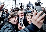 Danish Primeminister Lars Løkke Rasmussen.