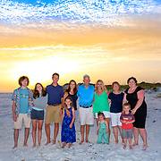 Stinson-Rogers Family Beach Photos