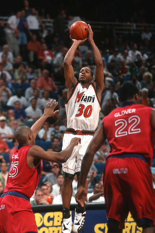 2000 Miami Hurricanes Men's Basketball Archive