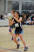 20140825 College Netball Division 3 Final - St Matthews College v Naenae College
