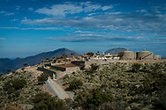 A GV of the Shepherd's Shelter on the slopes of Mount Ida on the Greek island of Crete. . Commissioned by PR Media Co.