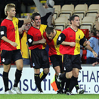 Partick Thistle v St Johnstone..30.08.05  Bells Cup<br />