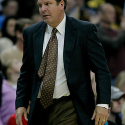 Dec 18, 2009; New Orleans, LA, USA;  New Orleans Hornets assistant coach Tim Floyd during the second half against the Denver Nuggets at the New Orleans Arena. The Hornets defeated the Nuggets 98-92. Mandatory Credit: Derick E. Hingle-US PRESSWIRE