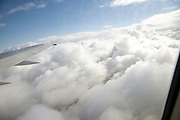 getting above the clouds