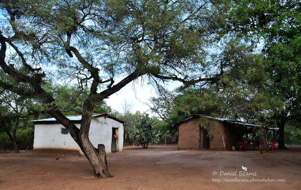 Guarani home