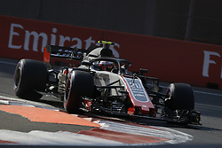October 26, 2018 - Mexico-City, Mexico - Motorsports: FIA Formula One World Championship 2018, Grand Prix of Mexico, .#20 Kevin Magnussen (DEN, Haas F1 Team) (Credit Image: © Hoch Zwei via ZUMA Wire)