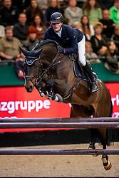 Tebbel Maurice, GER, Don Diarado<br /> Leipzig - Partner Pferd 2019<br /> © Hippo Foto - Stefan Lafrentz