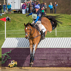 IMOGEN MURRAY - MS Team Eventing