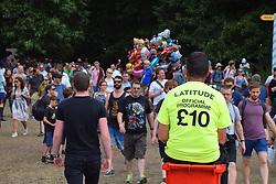 Latitude Festival 2016, Henham Park, Suffolk, UK