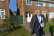 © Licensed to London News Pictures. 20/02/2013. Eastleigh, UK. Boris Johnson. London Mayor and member of the Conservative Party, Boris Johnson, and Conservative Candidate Maria Hutchins campaigning in the Eastleigh By-Election today 20th February in Stamford way, Eastleigh. Photo credit : Stephen Simpson/LNP