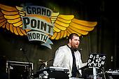 Heloise and DJ Disco Phantom - Grand Point North 09.14.2012