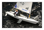 Marit Bouwmeester, NED 192285.Day 4 of racing at the Laser Radial World Championships taking place at Largs, Scotland GBR. ..118 Women from 35 different nations compete in the Olympic Women's Laser Radial fleet and 104 Men from 30 different nations. .All three 2008 Women's Laser Radial Olympic Medallists are competing. .The Laser Radial World Championships take place every year. This is the first time they have been held in Scotland and are part of the initiaitve to bring key world class events to Britain in the lead up to the 2012 Olympic Games. .The Laser is the world's most popular singlehanded sailing dinghy and is sailed and raced worldwide. ..Further media information from .laserworlds@gmail.com.event press officer mobile +44 7775 671973  and +44 1475 675129 .