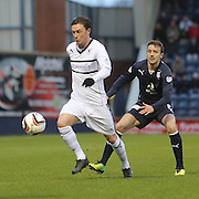 Joe Cardle and Kevin McBride - Raith Rovers v Dundee,  SPFL Championship at Starks Park<br /> <br />  - &copy; David Young - www.davidyoungphoto.co.uk - email: davidyoungphoto@gmail.com