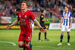 12-05-2018 NED: FC Utrecht - Heerenveen, Utrecht<br /> FC Utrecht win second match play off with 2-1 against Heerenveen and goes to the final play off / Rico Strieder #6 of FC Utrecht score the 1-0