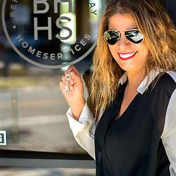 Model: Sunny Kfir (Realtor of Berkshire Hathaway - Encino)
