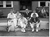 1959 - Schoolboy Interprovincial Cricket, Leinster v Ulster, Rathmines