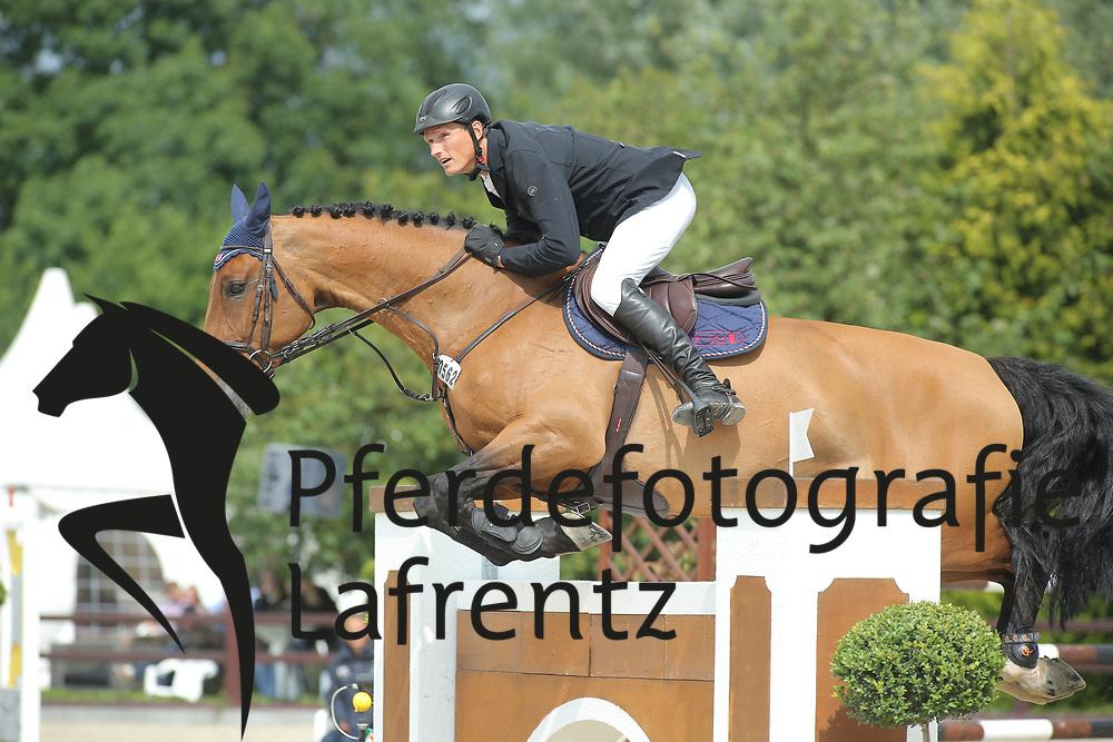 Naeve, Volkert, Wyoming<br /> Ehlersdorf - Ehlersdorfer Turniertage 2014<br /> Grosser Preis<br /> © www.sportfotos-lafrentz.de/ Stefan Lafrentz