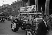 17/3/1966<br /> 3/17/1966<br /> 17 March 1966<br /> <br /> International Tractor Display for the St. Patricks Day Parade