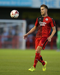 Conor Henderson of Crawley Town - Mandatory by-line: Paul Terry/JMP - 22/07/2015 - SPORT - FOOTBALL - Crawley,England - Broadfield Stadium - Crawley Town v Brighton and Hove Albion - Pre-Season Friendly
