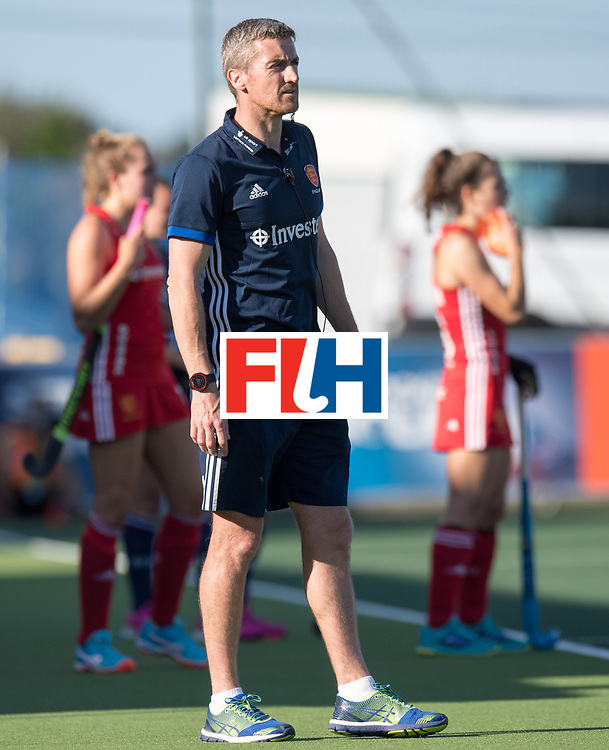 AUCKLAND - Sentinel Hockey World League final women<br /> Match id: 10304<br /> 15 USA v ENG (QF)<br /> Foto: David RALPH <br /> WORLDSPORTPICS COPYRIGHT FRANK UIJLENBROEK