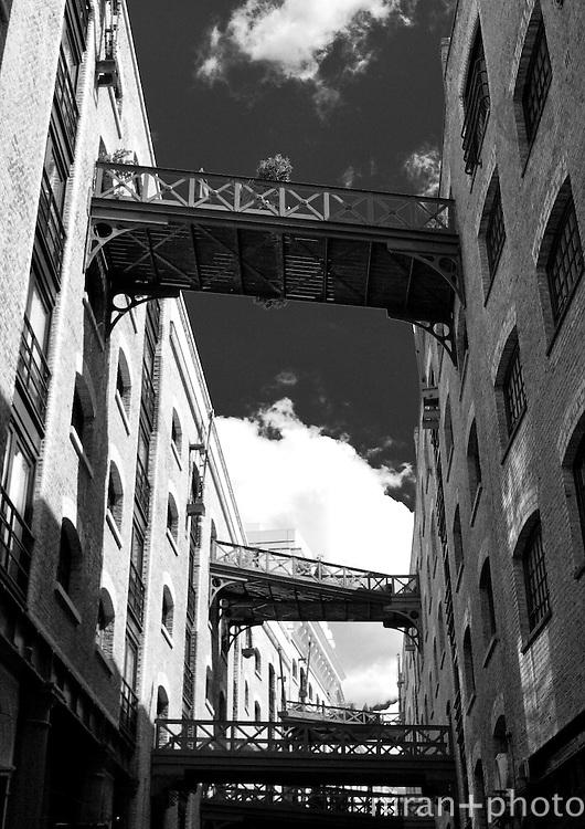 London Alleyway