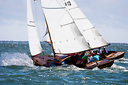 Regalia sailing in the Opera House Cup regatta.