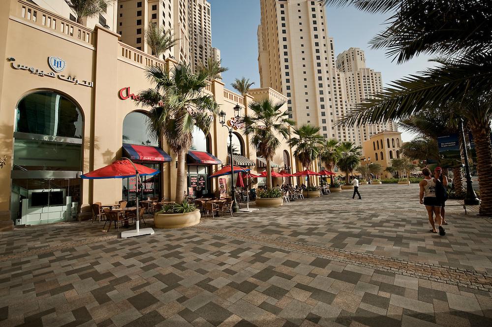 Jumeirah Beach Residence Archive of images of Dubai by Dubai photographer Siddharth Siva