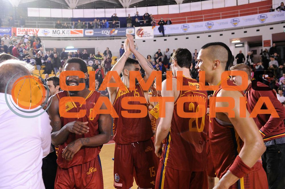 Unicusano Roma<br /> Roma Gas &amp; Power Roma - Unicusano Roma<br /> Campionato Basket LNP 2016/2017<br /> Roma 12/03/2017<br /> Foto Ciamillo-Castoria