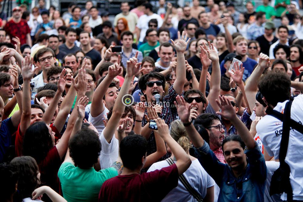 Planeta Terra Festival 2010. Holger no palco Indie Stage.   Foto Adri Felden/Argosfoto - Uso exclusivamente jornalistico.