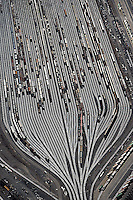 Aerial Photo Of Radnor Yard in Nashville                   Tennessee