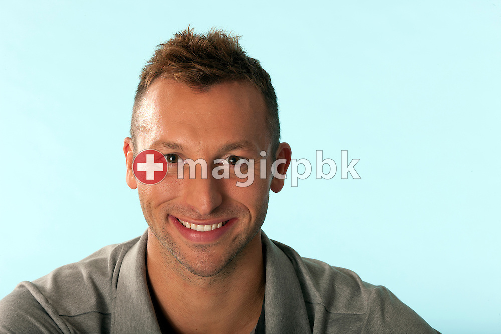 Ian THORPE of Australia is pictured during a portrait photo session held in Wallisellen, Switzerland, Sunday, Oct. 30, 2011. (Photo by Patrick B. Kraemer / MAGICPBK)
