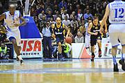 DESCRIZIONE : Eurocup 2013/14 Top16 Eightfinals Dinamo Banco di Sardegna Sassari -  Alba Berlino<br /> GIOCATORE : David Logan<br /> CATEGORIA : Palleggio Contropiede<br /> SQUADRA : Alba Berlino<br /> EVENTO : Eurocup 2013/2014<br /> GARA : Dinamo Banco di Sardegna Sassari -  Alba Berlino<br /> DATA : 05/03/2014<br /> SPORT : Pallacanestro <br /> AUTORE : Agenzia Ciamillo-Castoria / Luigi Canu<br /> Galleria : Eurocup 2013/2014<br /> Fotonotizia : Eurocup 2013/14 Top16 Eightfinals Dinamo Banco di Sardegna Sassari -  Alba Berlino<br /> Predefinita :