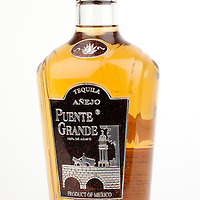 Puente Grande anejo -- Image originally appeared in the Tequila Matchmaker: http://tequilamatchmaker.com