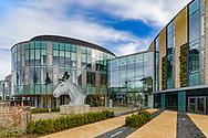 Charnock Bradley Building, Easter Bush Campus, Edinburgh.