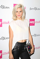 Ashley Roberts, Fearne Cotton launches her SS14 fashion collection for Very.co.uk, Claridges, London UK, 12 September 2013, Photo by Richard Goldschmidt