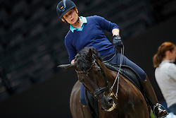 Werth Isabell, GER, Weihegold OLD<br /> LONGINES FEI World Cup™ Finals Paris 2018<br /> © Dirk Caremans<br /> 12/04/2018