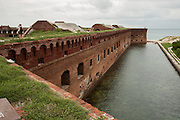 Fort Jefferson Moat