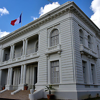 Prefecture Government House in Fort-de-France, Martinique<br />