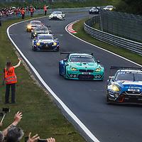 ADAC TOTAL 24H Race Nurburgring
