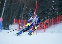 Tony Buttinger memorial slalom U14's with Gunstock Ski Club. <br /> ©2017 Karen Bobotas Photographer