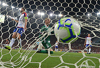 2019-11-10 Rio de Janeiro, Brazil soccer match between the teams of Flamengo and Bahia , validated by the Brazilian Football Championship . Photo by André Durão / Swe Press Photo